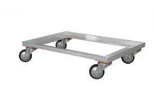 Wózek aluminiowy 600x400mm