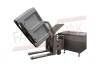 Wywrotnica mobilna BOXlifter produkcji FACH-PAK dla przemysłu spożywczego