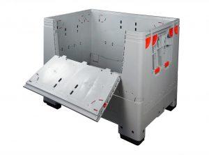 FACH-PAK Skrzyniopaleta składana FP-KLK1208